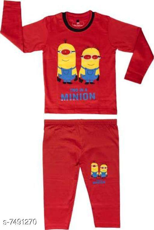 Cutiepie Stylish Kids Top and Bottom Set